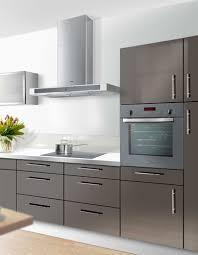 hotte de cuisine sauter sauter grey nouvelle gamme gris coordonné réunissant une