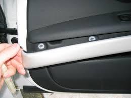 bmw door panel bmw e92 door panel removal by e90post