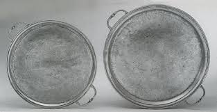 pewter platter handmade italian pewter trays and platters reproduction antique