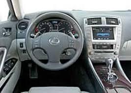2006 lexus is 350 review 2006 lexus is350 road test review automobile magazine