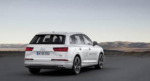 Audi Q7 Diesel - audi q7 e tron diesel plugin hybrid is a very efficient big suv