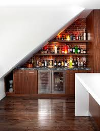 20 small home bar ideas and space savvy designs contemporary