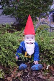 Gnome Halloween Costume Cutest Baby Gnome Costume