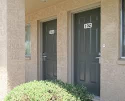 Commercial Metal Exterior Doors The Hotel Motel Entry Door Embossed Metal Doors
