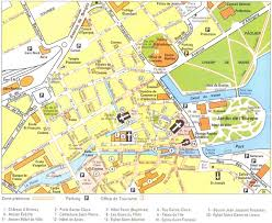 map of antibes maps mappery