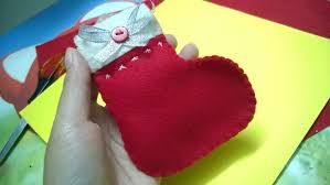 christmas ornament simple christmas stocking crafts for kid