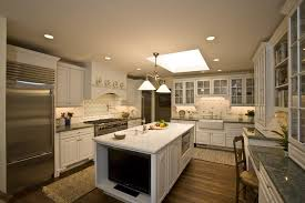 large enclosed kitchen decorating ideas kitchen contemporary with