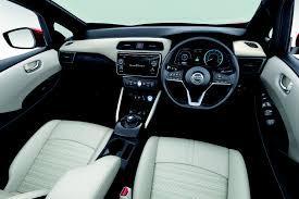 nissan australia car range nissan leaf 2018 tokyo launch unveils sleek design better range