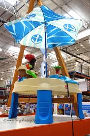 sand and water table costco costco deal step 2 sail away adventure sand water table frugal
