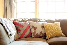 Pillows For Brown Sofa by Sofas Center Pillows For Sofas Sofa Decor Decorative Decorating