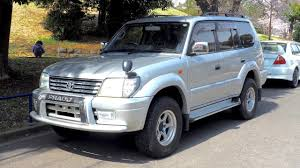 2000 toyota land cruiser review 2001 toyota land cruiser prado canada import auction
