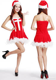 costume new year new year s performance serving christmas day party uniforms