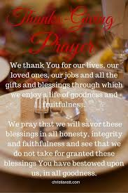 thanksgiving prayer in all things give thanks thanksgiving