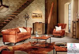 Rustic Leather Living Room Furniture 25 Stunning Rustic Living Room Ideas U2014 Decorationy