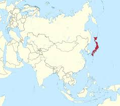 Map Japan File Japan In Asia De Facto Mini Map Rivers Svg Wikimedia