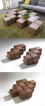 Modular Coffee Table Modernes Mobiliar Für Groß Und Klein Collect Furniture