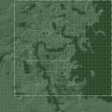 Fallout New Vegas Full Map by Fallout 4 Interactive Map