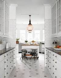 black and white kitchen tiles outofhome