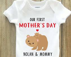 s day gift from baby mothers day etsy