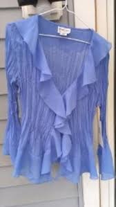 periwinkle blouse free gorgeous periwinkle blouse s tops listia