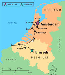 belgium and netherlands map map of the netherlands 1815 1839 and belgium since