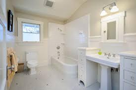 fresh modern bathroom with beadboard height 9596