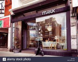 home decor stores in toronto mjolk interior design and home decor shop at the junction stock