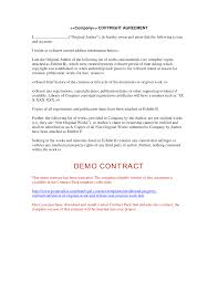 contract intellectual property contract template