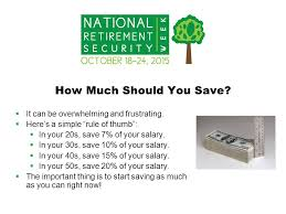 How Much To Retire Comfortably Saving Is Essential Nest Egg Requires Many Years To Build
