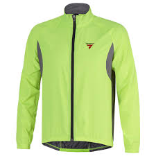 orange cycling jacket torpedo7 men u0027s flare cycling jacket ebay