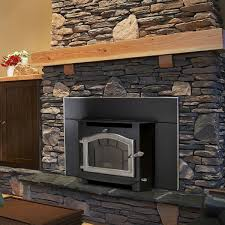 sequoia fireplace insert wood stove insert by kuma stoves