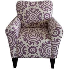 Printed Fabric Armchairs Adeco Printed Fabric Armchair Seating Pinterest Fabric