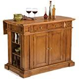 aspen kitchen island home styles 5520 949 aspen kitchen island with 2 bar
