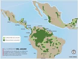 Cuixmala Mexico Map by Proteger Al Jaguar Un Reto Latinoamericano Grupo Milenio