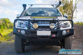 isuzu dmax lifted 45mm superior customer vehicles