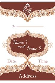 Marriage Invitation Card Design Wedding Cards Online Marriage Invitation Printing Online In India