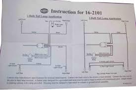 universal blinker switch wiring diagram flhx turn signal wire