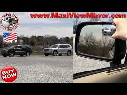 Best Blind Spot Mirror Drive Safer Maxi View Blind Spot Mirrors Worlds Best Blind Spot