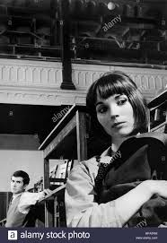 le martinelli anthony perkins elsa martinelli the trial le proces 1962 stock
