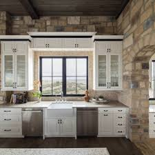 28 stone walled kitchen designs decorating ideas design trends