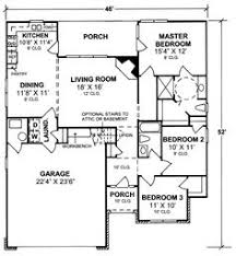ada floor plans the goodman handicap accessible home has 3 bedrooms and 2 full baths