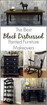 best 25 black distressed dresser ideas on pinterest black