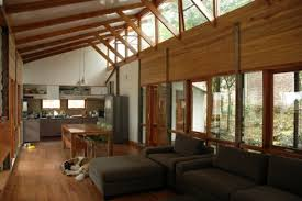 Clearstory Windows Plans Decor In Winter When The Clerestory Windows Are Shut Stratification Of