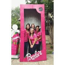Barbie Photo Booth Life Size Barbie Box For A Photo Booth Ideas Pinterest Photo