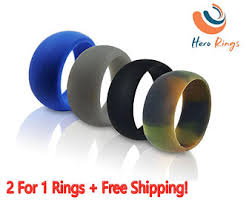 rubber wedding ring rubber wedding ring etsy