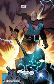 the god of thunder is one step closer to being worthy after