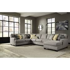 Modern Sectional Sofa With Chaise Contemporary 4 Piece Sectional With Chaise U0026 Armless Sofa Sofas