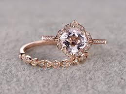 promise ring engagement ring wedding ring set 15 unique non clear diamond engagement rings bridal rings