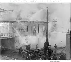 fires boston historical society