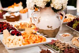wedding buffet menu ideas fall wedding stations menu kristen winston catering